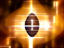 Royalty Free Video of a Football
