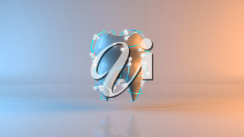 Tooth - 3D Illustration