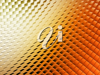 Abstract and colored 3d background