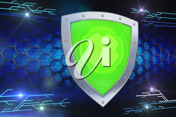 Digital Shield. Computer Network Security