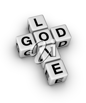 God is Love symbol