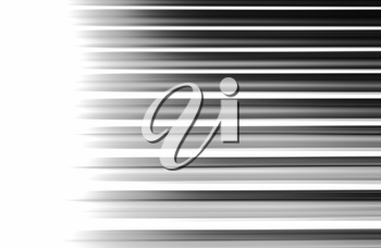 Horizontal black and white motion blur panels background hd